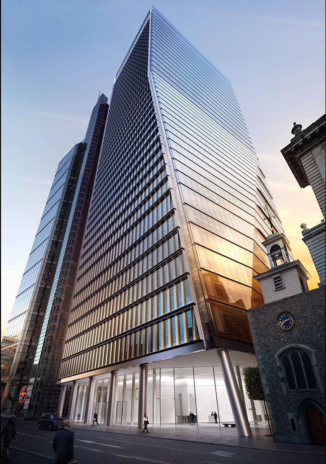 Maylim News 100 Bishopsgate Project Awarded By Multiplex